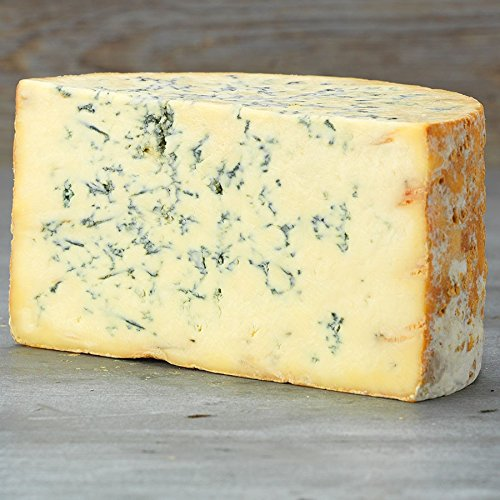 Cheese Stilton Blue (5 Lb Half Wheel) Tuxford & Tebbut Dairy from - Priority Flat Shipping Time Rate