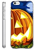 Hard Back Case Cover Shell for iPhone 6s Plus 5.5 Inch Big Pumpkin
