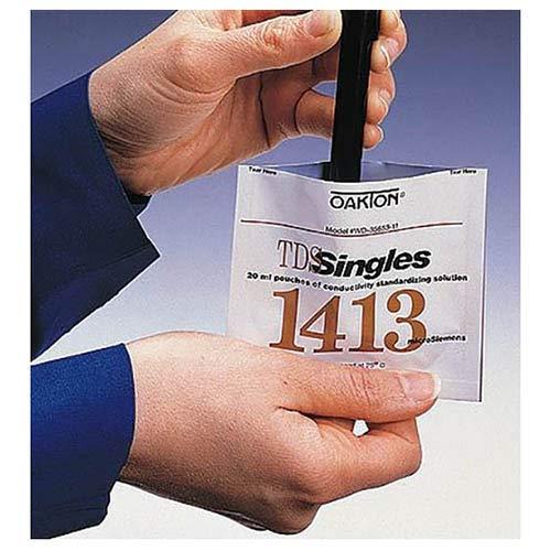 oakton instruments WD-35653-07 Pouch Conduct 1413 uS 5//Pk