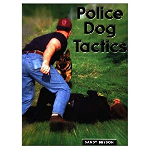 Police Dog Tactics Sandy Bryson