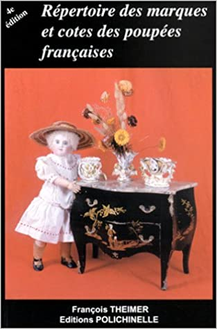 Livres gratuits en ligne Répertoire des marques et des cotes des poupées pdf, epub