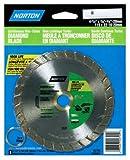 NORTON 02790 4-1/2-Inch Turbo Diamond Blade