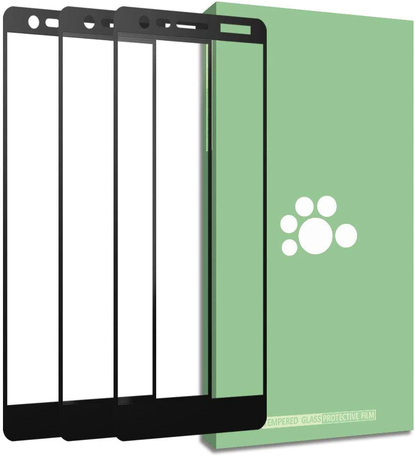Protector de pantalla Nokia 3.1(Paquete de 3)