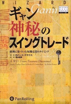 Gyan shinpi no suingu torēdo : Setsuri ni motozuita tanki baibai no taimingu Robert Krausz; Akio Shimizu
