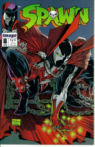 Spawn #8 : In Heaven (Image ()