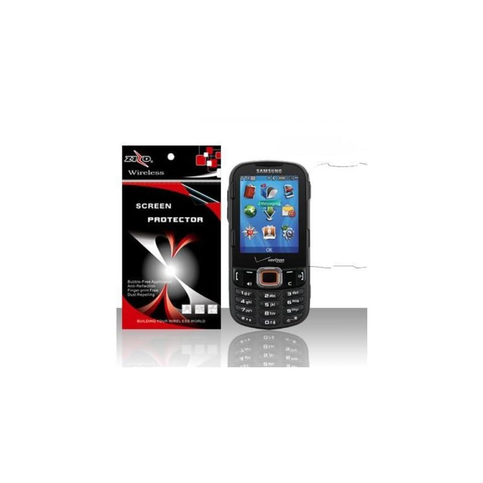 For Samsung Intensity 3 U485 (Verizon Wireless)   Anti Glare Screen Protector Cell Phones & Accessories