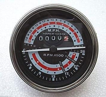 Mph Tachometer Für Massey Ferguson Traktor Passt In Mf 135 898465m91 898465m92 898467m91 Auto