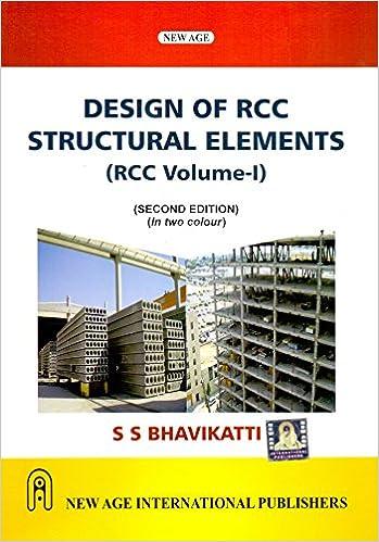 Buy Design of R C C  Structural Elements - Vol  I Book