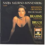 Brahms & Bruch: Violin Concertos Najda / Salerno-Sonnenberg / Edo De Waart