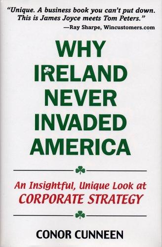 Download Why Ireland Never Invaded America pdf epub