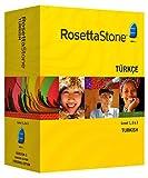 Rosetta Stone Version 3: Turkish Level 1, 2 & 3 Set with Audio Companion