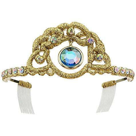 Merida Tiara (Disney Store Brave Princess Merida Deluxe Costume Tiara Crown for Girls Ages 3+)