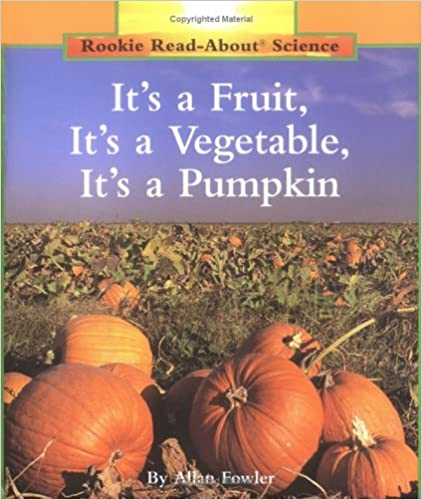 It's a Fruit, It's a Vegetable, It's a Pumpkin (Rookie