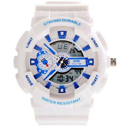 New Digital Sport Watch Analog/Digital Water Resist Dual