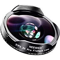 Neewer 37MM 0.3X HD Ultra Fisheye Lens for Sony DCR Cameras, such as SR37,SR38,TRV11,CX360,HC3,PJ10,UX10 and HXR-MC1 Digital Video Camcorders