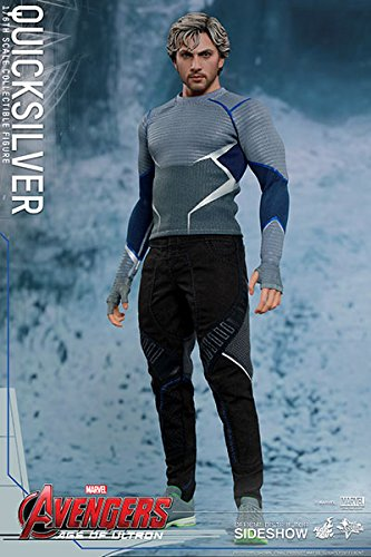 Quicksilver Avengers: Age of Ultron - Movie Masterpiece Series - Sixth Scale Figure