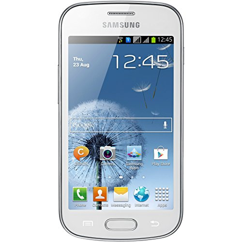 (Samsung Galaxy Duos Trend S7562C Android Smartphone (GSM Factory Unlocked) - Dual SIM, 4