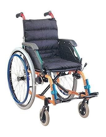 GiMa 27708 Rollstuhl für Kinder Kinder - Mehrfarbig