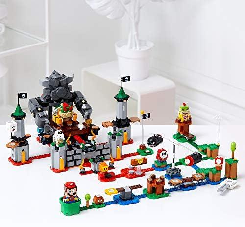 LEGO Super Mario Gran Pista - Set con Pack Inicial 71360 y 2 Expansiones: Amazon.es: Juguetes y juegos