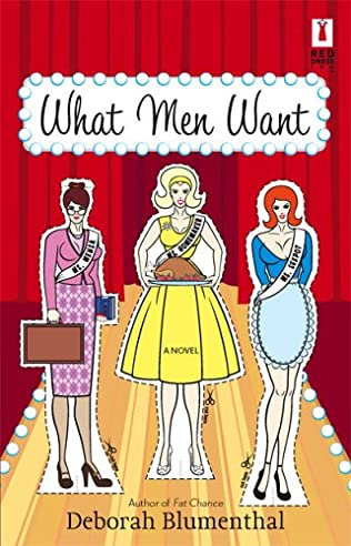 book cover of What Men Want