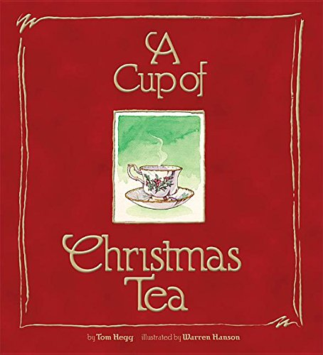 A Cup of Christmas Tea Cup Christmas Tea Book