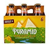 Pyramid Apricot Ale, 6 pk, 12 oz bottles, 5.1% ABV