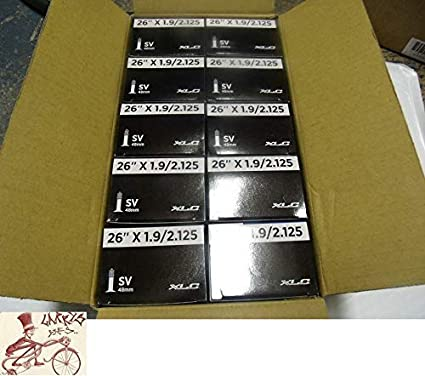 "10x 26/"" X 1-3//8/"" SCHRADER VALVE BICYCLE TUBES--10 TUBES"