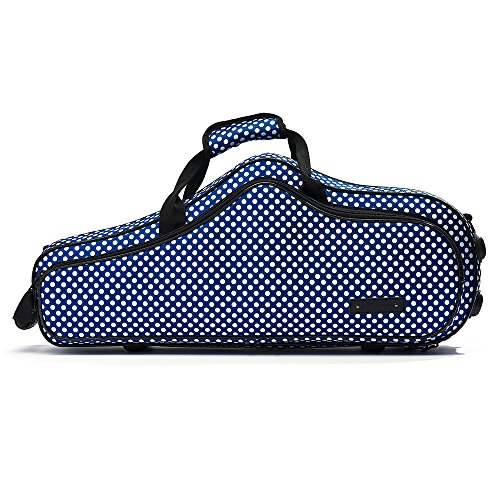 (Alto Saxophone Case - Ultra Lightweight - Beaumont Candy Band)
