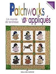 Patchworks et appliqués : Un monde de tendresse