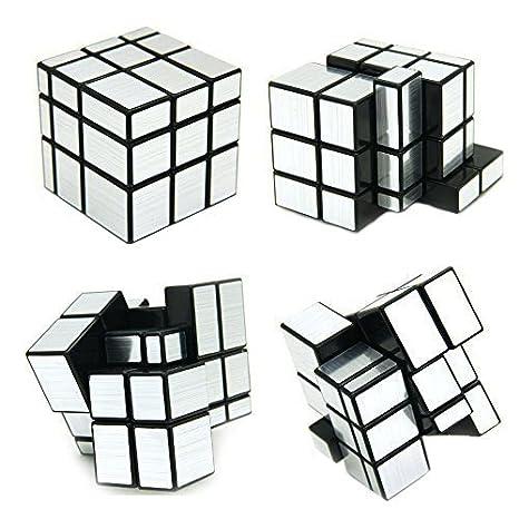 Amazon Com Teenitor Shengshou Speed Cube Skewb Golden Mirror