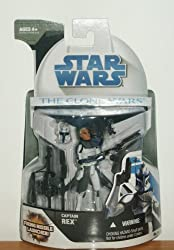 Star Wars Clone Wars Captain Rex Action Figure