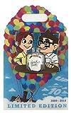 Disney Pin - Up 10th Anniversary - Carl and Ellie Paradise Falls Money Jar