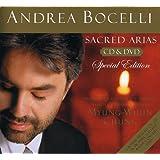 Sacred Arias (W/Dvd) (Spec)