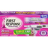 First Response Digital Ovulation - 20 tests -1month supply-