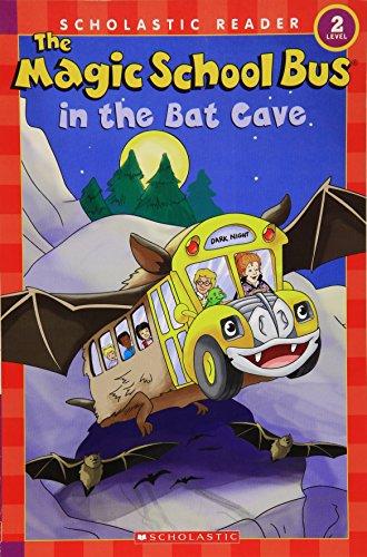 Magic School Bus Halloween Bats (The Magic School Bus in the Bat Cave (Scholastic Reader, Level)