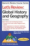 Let's Review: Global History and Geography (Barron's Review Course Series)