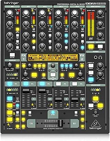 BEHRINGER 2 - Mesa mezclas-behringer-ddm4000