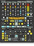 Behringer Digital Pro Mixer Ddm4000 Ultimate 5-Channel Digital Dj Mixer With Sampler, 4