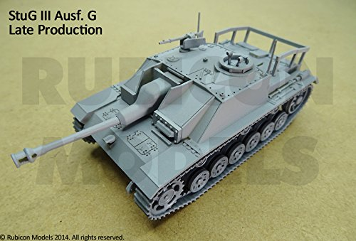 Rubicon Models StuG III Ausf G (Stug Iii G Best Gun)