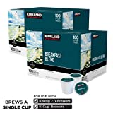 Kirkland Signature Breakfast Blend Coffee 200 K-Cup Packs