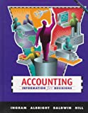 Accounting : Information for Decisions, Ingram, Robert W., 0538815388