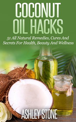 Coconut Oil Remedies Essential Aromatherapy ebook product image