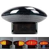 Astra Depot Smoke Integrated LED Brake Tail Light Turn Signal For 1999-2007 Suzuki Hayabusa GSXR1300 2003-2006 Katana 600/750