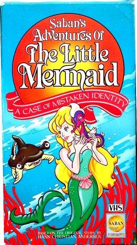 Adventures Little Mermaid (Saban's Adventures of The Little Mermaid: A Case of Mistaken Identity)