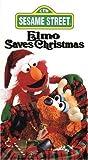 Elmo Saves Christmas [VHS]