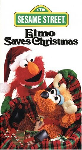 Amazon.com: Elmo Saves Christmas [VHS]: Charles Durning, Harvey ...