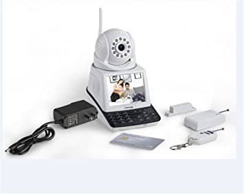 Wireless Wifi Video Network Camera Chat Monitor Alarm Mobile Phone Security Cctvphone Network Cameras