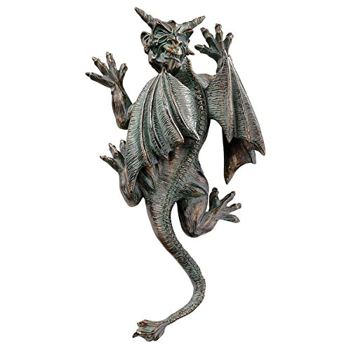 Design Toscano Gargoyle on the Loose Wall - Gargoyle Store