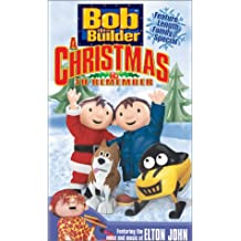 Bob the Builder - Holiday Video 2003 - A Christmas to Remember