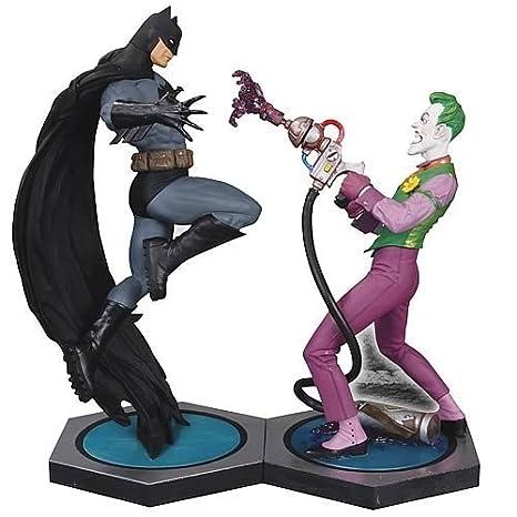 Amazon.com: Batman/VS. Joker Ultimate Showdown Estatua: Home ...